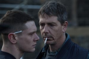 Starred Up Jack O'Connell Ben Mendelsohn