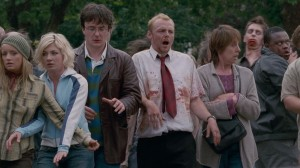 Shaun of Dead zombies