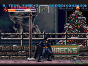 Batman Returns Videogame Christmas