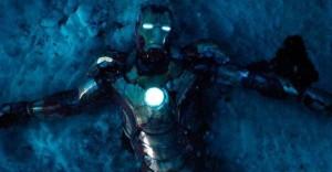 Iron Man 3 Snow Angel