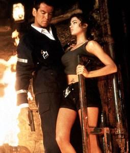 James Bond Christmas Jones