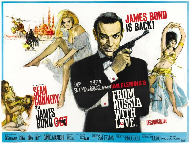 From Russia With Love James Bond