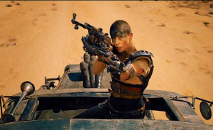 Furiosa kicking ass and taking names