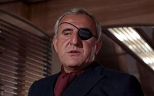 All good villains have an eyepatch, right?