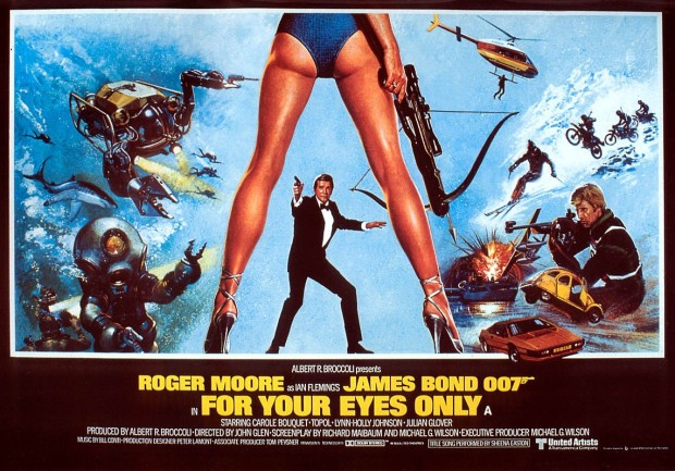 For Your Eyes Only Movie James Bond