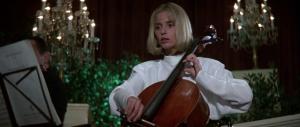 Kara Milovy's defining trait is her cello