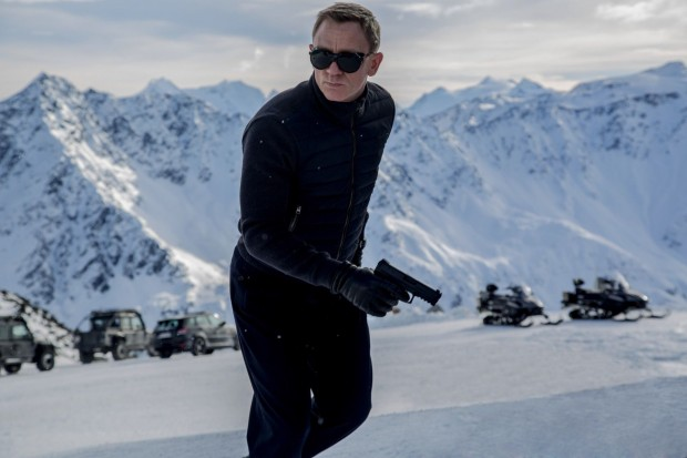 Spectre Movie Review Daniel Craig