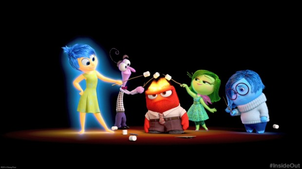 Inside Out Oscars