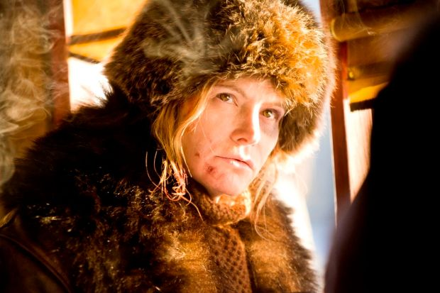 Jennifer Jason Leigh The Hateful Eight Quentin Tarantino Oscar